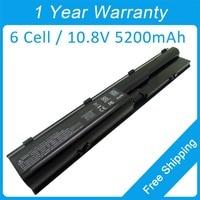 6 Cell Laptop Battery For HP ProBook 4540s 4545s 4730s 4740s PR06 PR09 HSTNN XB2N 633805