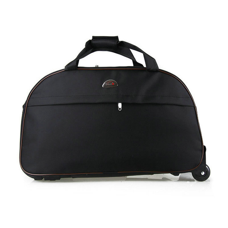 New Waterproof Rolling Luggage Bag Thick Style Rolling