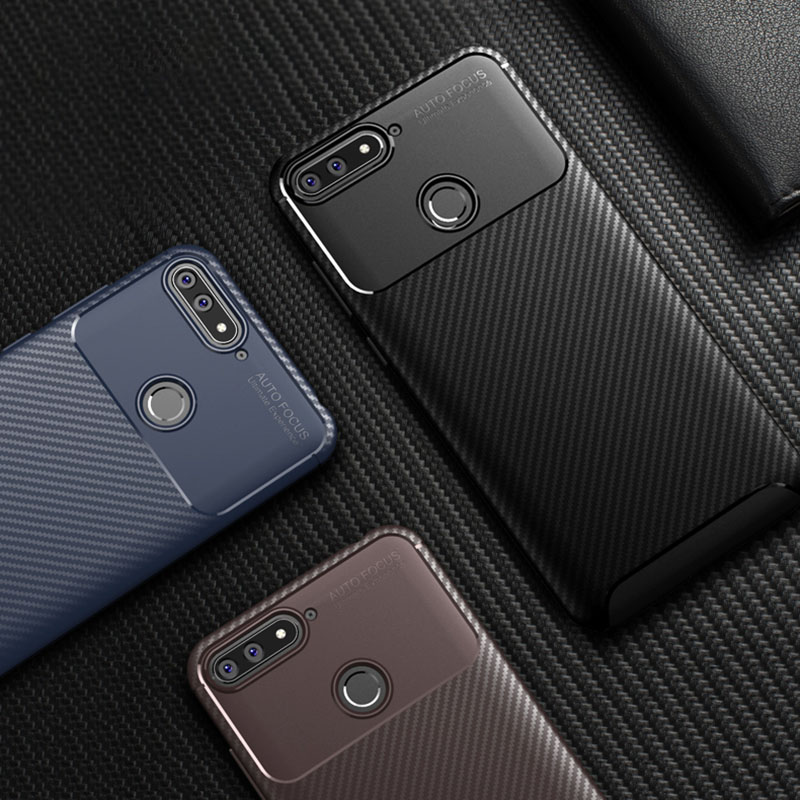 <font><b>case</b></font> on honor 7a pro aum-l29 cover for <font><b>huawei</b></font> y6 <font><b>prime</b></font> <font><b>2018</b></font> coque soft silicone tpu 360 protective phone shockproof 5.7 7apro a7 image