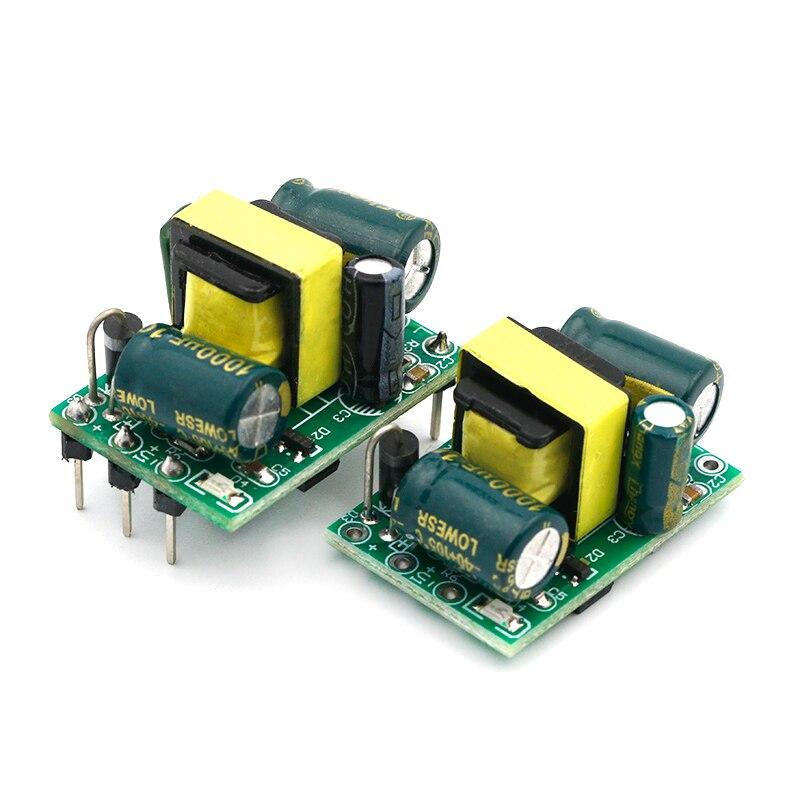 5V 700mA (3,5 W) 12V 400mA 5W isoliert schalter netzteil modul für Arduino AC-DC buck step-down modul 220V drehen 5V