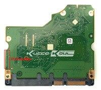 Hard Drive Onderdelen Pcb Logic Board Printplaat 100535537 Voor Seagate 3.5 Sata Hdd Data Recovery Harde Schijf Reparatie-in Video- en TV-tunerkaarten van Computer & Kantoor op