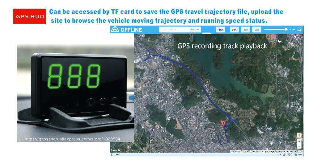 stoton GPS HUD C61