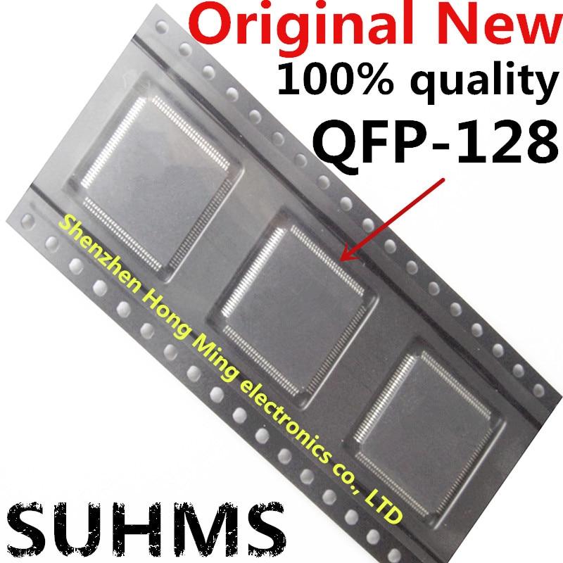 (10 peça) 100% Novo NU MEC1310 MEC1310-NU QFP-128 Chipset
