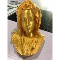 3d Printer Pilk PLA Gold Filament 1.75mm Silky Goden 1KG 3D Printing Material Metal like feel PLA antique gold rose gold