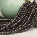 Wholesale 100PCS 5,6,7,8,9mm Coconut Shell Loose Beads Brown Cylinder Rondelle Spacers For Necklaces & Bracelets Jewelry Making