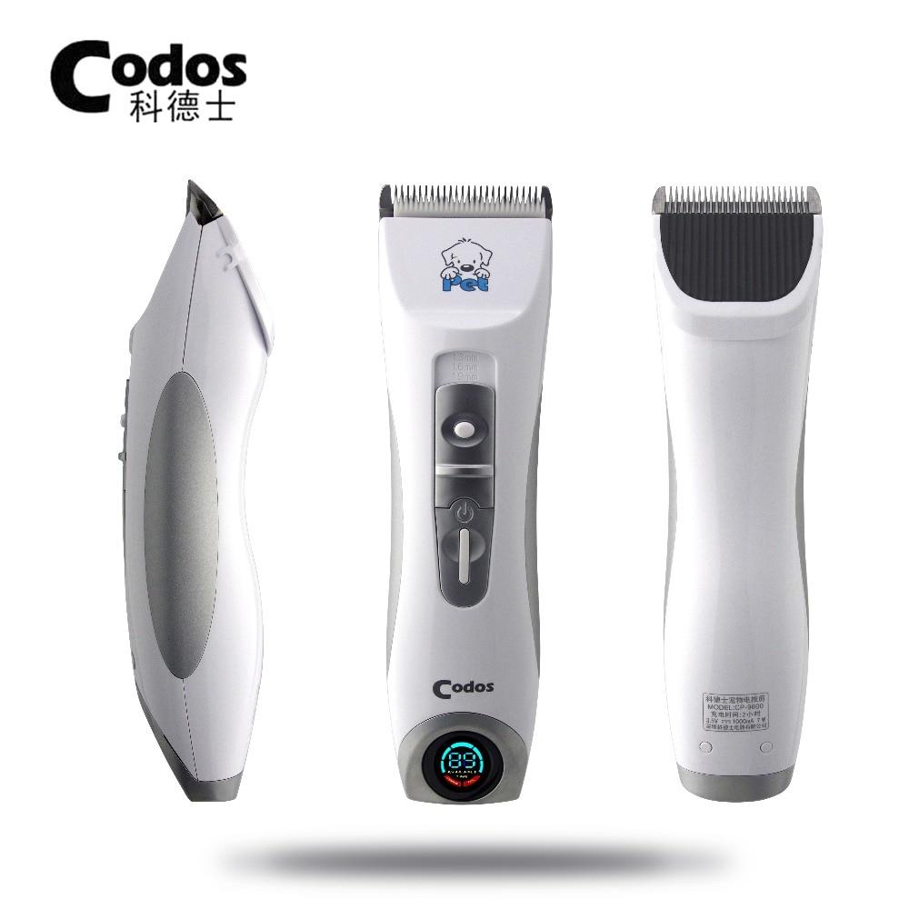 Profesionalni Codos CP9600 Trimmer za kućne ljubimce Električni - Kućni ljubimci - Foto 2