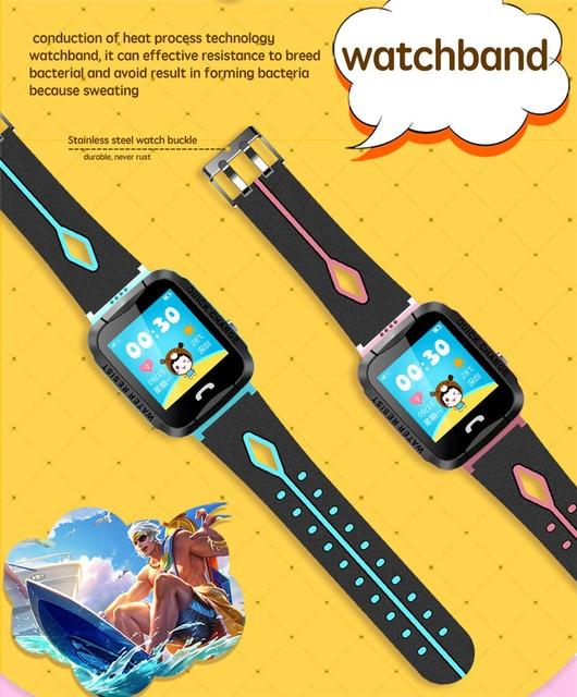 Купить детские смарт часы с gps водонепроницаемые фонариком сенсорным картинки