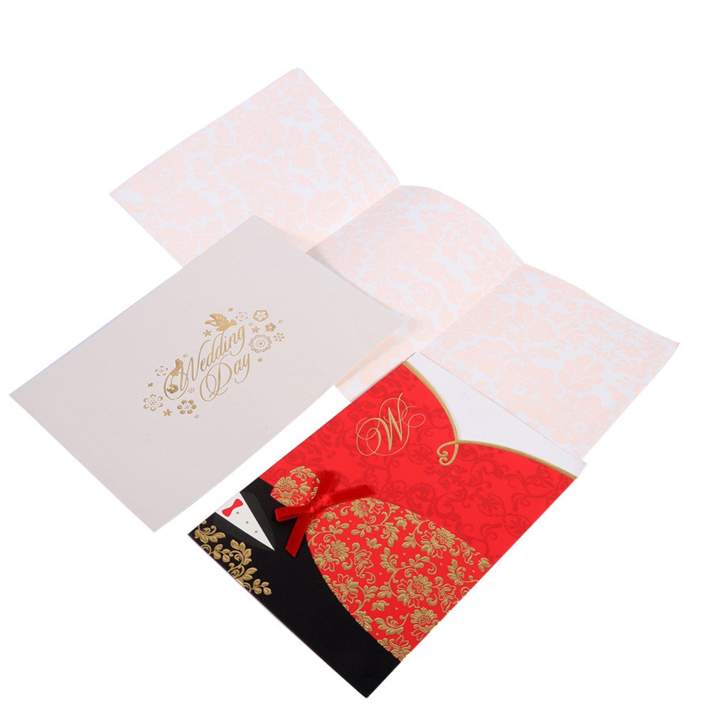 Contemporary Wedding Invitation Pages Component - Invitations and ...