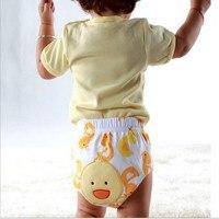 3 Sztuk Spodnie + 1 Wkładka Spodnie Pieluch Nappy Zmiana Pieluchy Dla Niemowląt Cloth Pieluch Fraldas Descartaveis Para Bébés bezpłatne