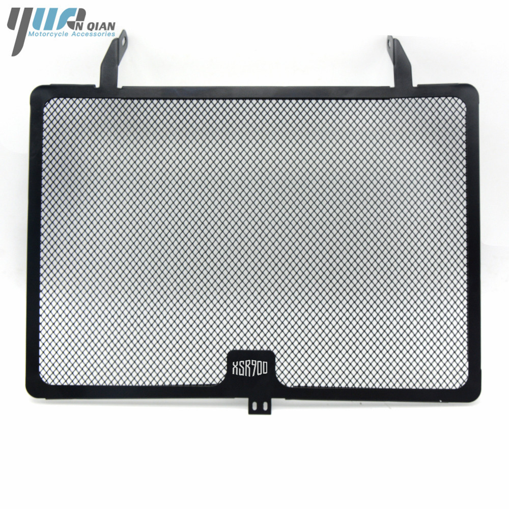 For Yamaha XSR 900 XSR900 2016 2017 New Arrival Moto Stainless Steel Motorcycle accessories Grille Radiator Cover Protection new motorcycle stainless steel radiator grille guard protection for yamaha tmax530 2012 2016
