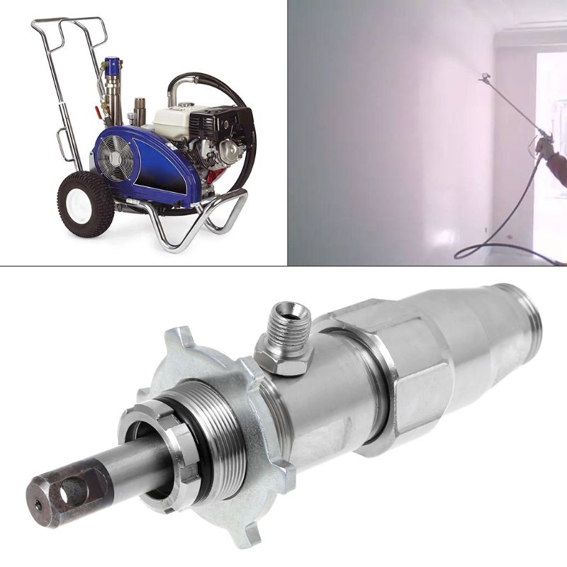Replacement Airless Paint Spray Pump Spraying For Ultra 390 395 490 495 Sprayer F5H6