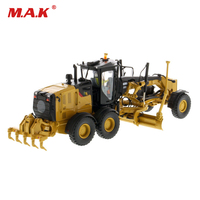 1/50 Engineering Vehicle Car Model 140M3 Motor Grader High Line Series Truck 85544 Diecast Model Toys for Children Kid Gift