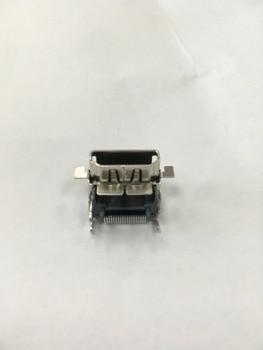 20Pcs/Lot Original New HDMI Port Socket Connector Repair Parts For Xbox One Slim HDMI Port Socket