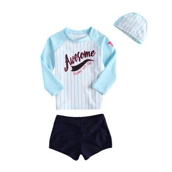 VIVOBINIYA, envío gratis, UPF50 +, bañador para niños y bebés, bañador para niños, bañador para niñas, bañador, bóxer de traje de baño, bañador corto