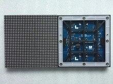 P6 outdoor module 192X192mm 32X32 pixels 1 8 scan SMD RGB full color p6 led module