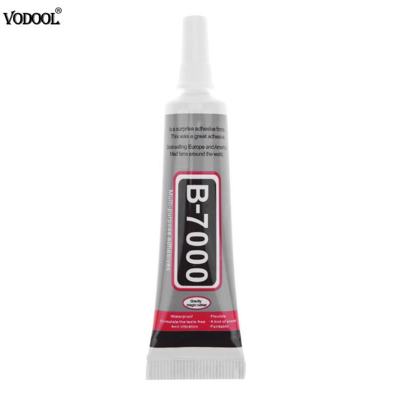 50ml B-7000 Multi Purpose Glue Adhesive Epoxy Resin DIY Crafts Glass Glue Office Supplies image