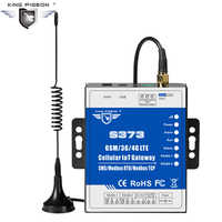 Smart IOT RTU for Sewage Treatment supports APP Cloud modbus protocol Data Acquisition Monitoring Controller for PLC VFD