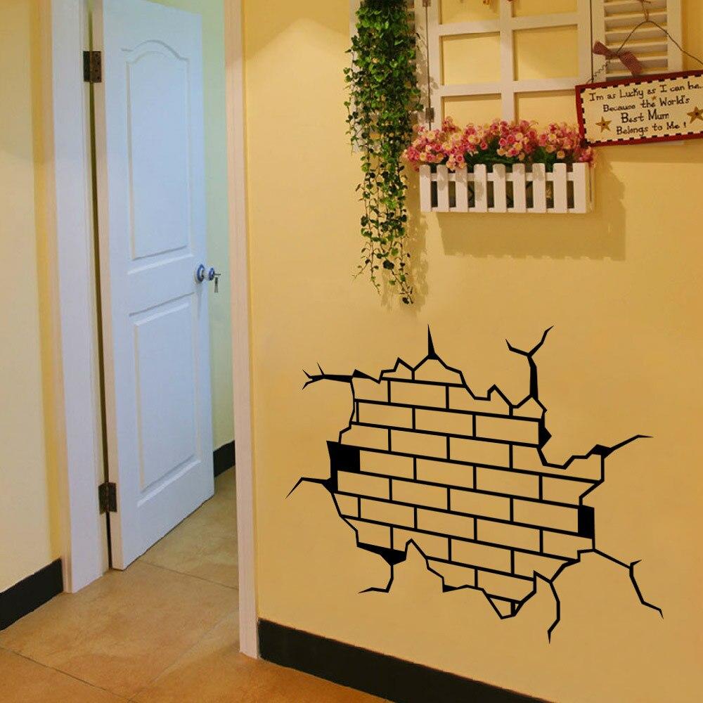 Schlafzimmer Wohnzimmer Kreative Simulation Von Wand Rissbildung