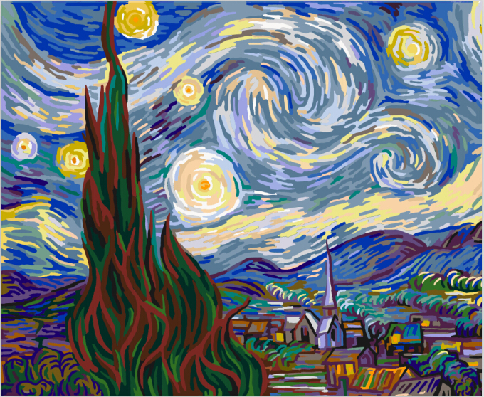 Ingrosso di alta qualità famosi dipinti astratti da grossisti ...