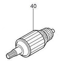Арматура 220 В ротора 517674 5 заменить для Makita 4107R