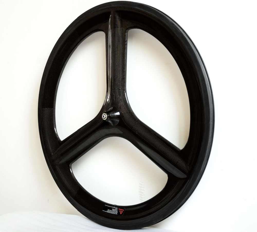 24mm Clincher carbon road//track//TT bicycle rim  23mm width