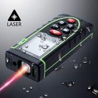 40M Laser Distance Meter IP54 Digital Electronic Handheld Precision 1.5mm Rangefinder Tape Measure Portable Area/volume tool