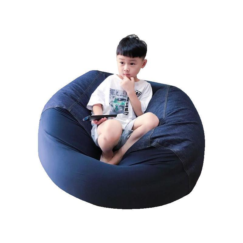 Sandalyeler Silla Gold Cadir Single Bed Puf Koltuk Ouro Pouf Boozled Puff De Assento Cadeira Beanbag Chair Sofa Bean Bag