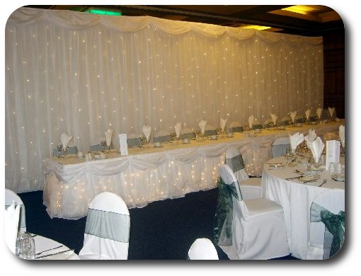 hot sale golden 20ft10ft falls wedding backdrops wedding stage draps color can be