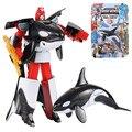 Kinder Spielzeug Transformator Roboter Shark Ozean Anime Figur Hobby Konstruktor Geschenk Action Figur Spielzeug für Kinder oyuncak