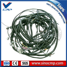 SK330-6E Excavator External Outer Wire Harness Cable for Kobelco
