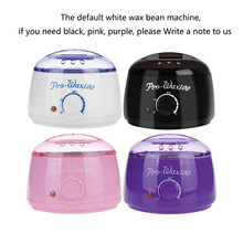 Wax Warmer Heater Paraffin Wax Machine Kit SPA Body Leg Depilatory