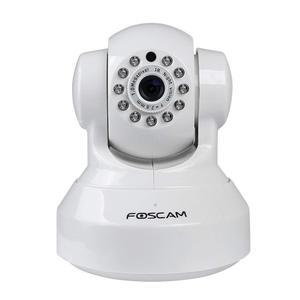 Image 3 - Câmera de ip sem fio da espuma fi9816p p2p 720p hd h.264 com pan e inclinação de detecção de movimento 8m visão noturna