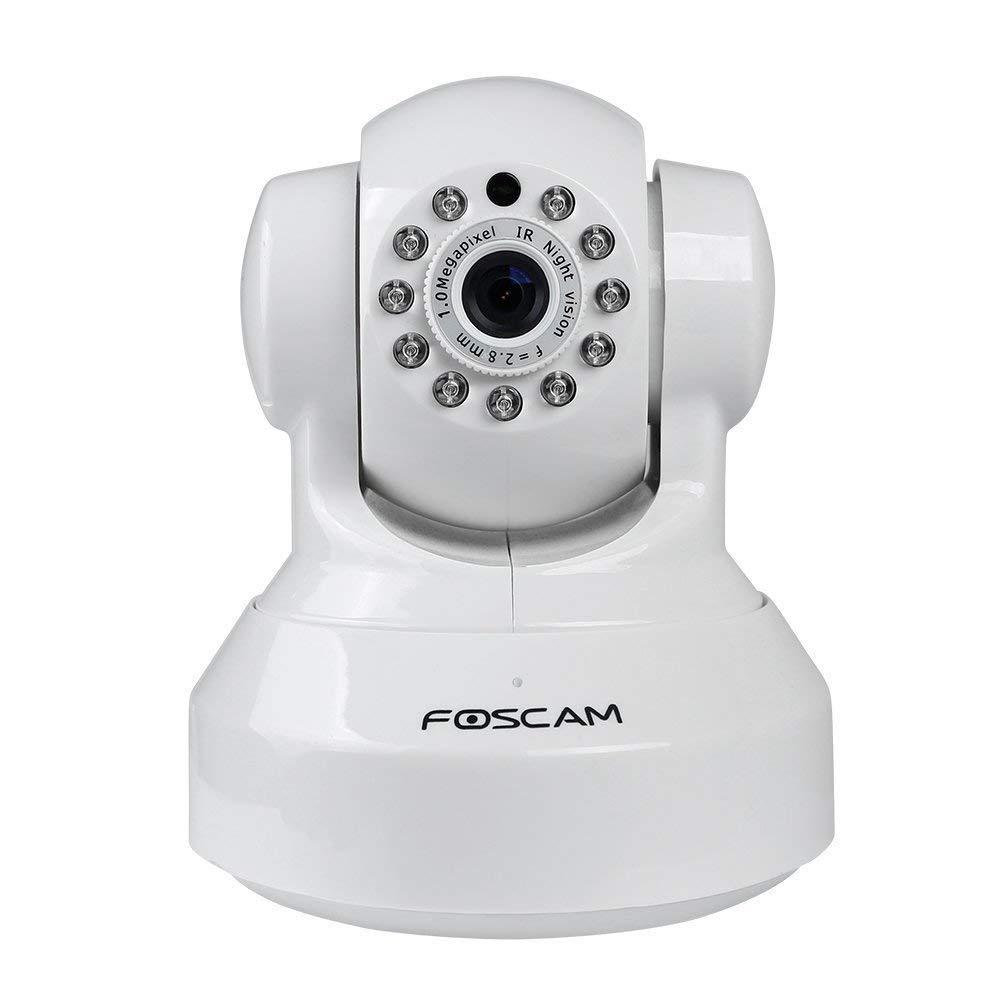 Image 3 - Foscam FI9816P Plug and Play 720P HD H.264 беспроводная ip камера с функцией панорамирования и наклона с функцией ночного видения 8 м-in Камеры видеонаблюдения from Безопасность и защита