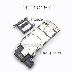 Image 4 - Aocarmo fone de ouvido alto falante buzzer campainha para iphone 7 7p 8p mais peça substituição
