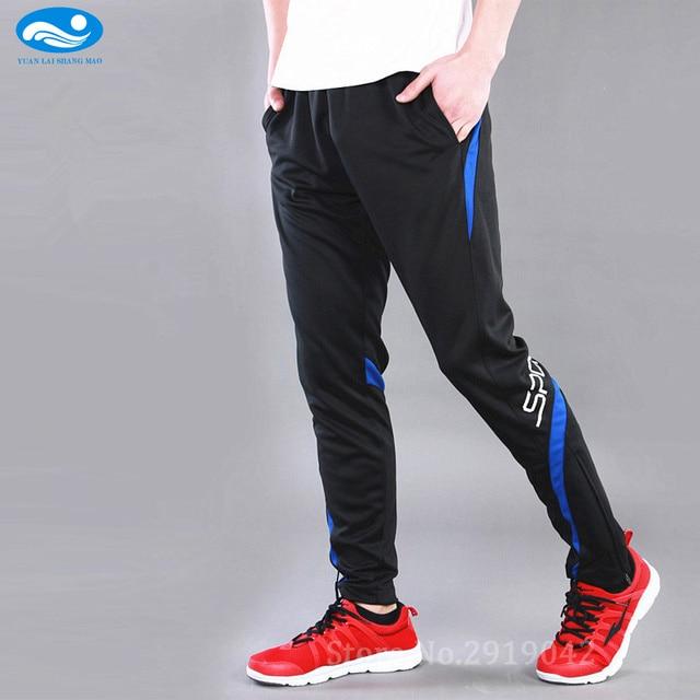 79a3a1b8 Kids/boy Professional Soccer Training Pants Slim Skinny Sports Survetement  Football Running Pants Tracksuit Trousers Jogging Leg
