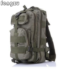 Tactical SALISH 34L MOLLE 1 - 2 Day Army Military Survival Backpack Bug Out Bag Rucksack Assault Pack