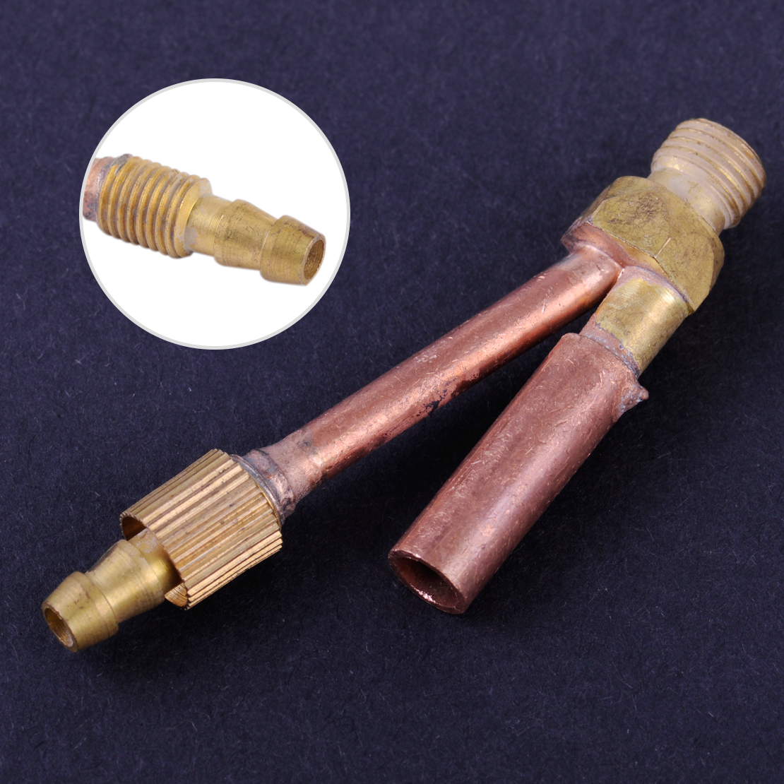 LETAOSK TIG Welding Torch Gun Cable Connector Gas Electricity Separation Fit For WP9 WP17Accessories