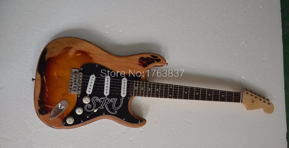 Online Buy Wholesale srv guitar from China srv guitar Wholesalers ...