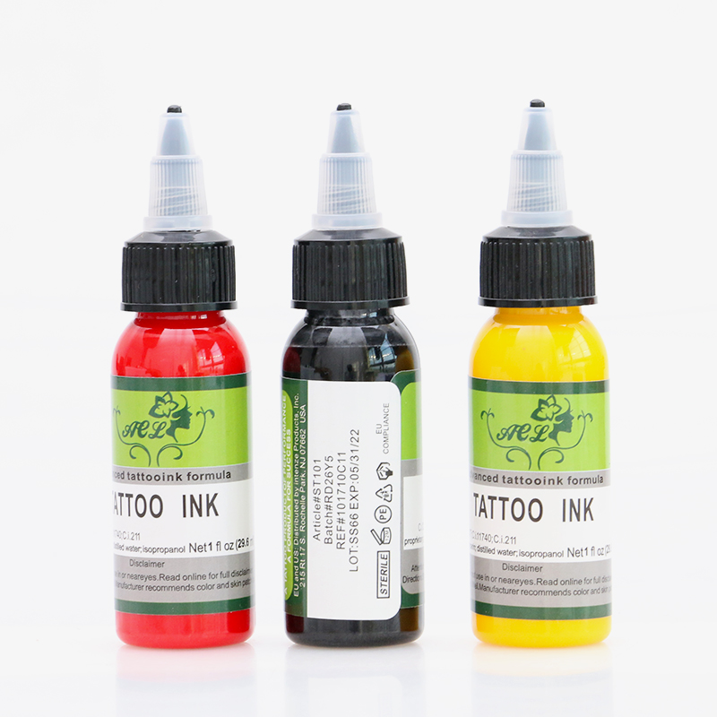 Tattoo Ink 14 Colors Set 1oz 30ml/Bottle Tattoo inks Pigment Kit for Permanent Tattoo makeup body Paint makeupTattoo Ink 14 Colors Set 1oz 30ml/Bottle Tattoo inks Pigment Kit for Permanent Tattoo makeup body Paint makeup