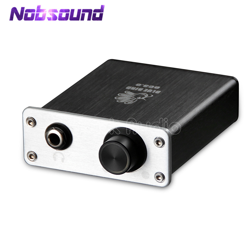 Nobsound Mini Integrated USB DAC Audio Decoder Stereo Headphone Amplifier HiFi Sound Card tempotec serenade pci e advanced interface pc hifi sound card integrated headphone amplifier