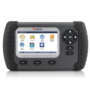 Image 4 - Vident iAuto700 Sistema Completo Strumento di Diagnostica Auto Olio di Reset EPB ABS SAS Airbag Reset DPF sterzo Motore Ruote Batteria Configurat