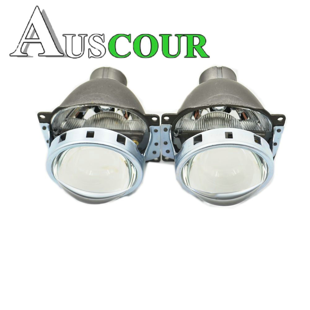 3.0 inch H4Q5 Bi xenon Bixenon hid Projector lens metal holder D1S D2S D2H D3S D4S hid xenon kit headlight car headlight modify new m803 2 5 car motorcycle universal headlights hid bi xenon projector kit and m803 hid projector lens for free shipping