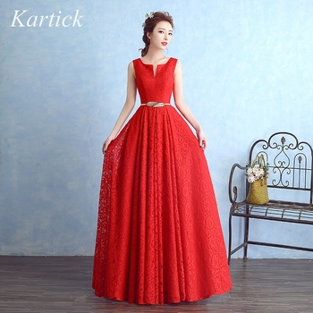 New Lace Bridesmaid Dresses with Sashes Elegant Bride Gown Long Ball Prom Party Homecoming/Graduation Backless Formal Dress 2016 new lace evening dresses with cap sleeve flower red bride gown ball prom party homecoming graduation princess formal dress