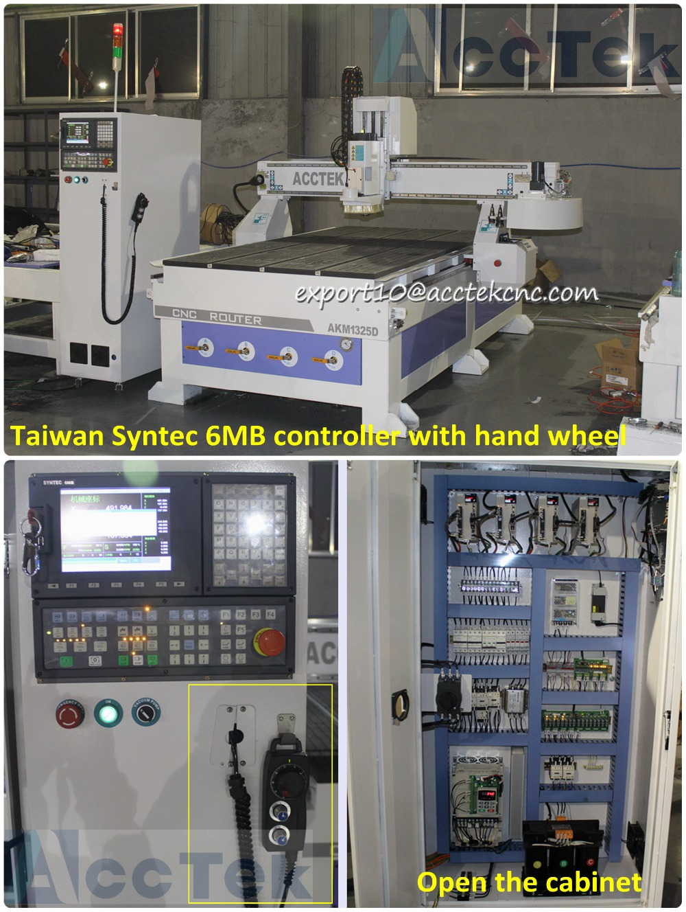 syntec controller 9kw italy HSD spindle AKM1325D disk atc 3d scanner for cnc  router-in Wood Routers from Tools on Aliexpress.com | Alibaba Group