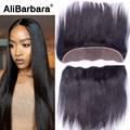 Cheap Malaysian Straight Lace Frontal Closure With Baby Hair 13X4 Virgin Human Hair Full Lace Frontal Silky Straight On Sales