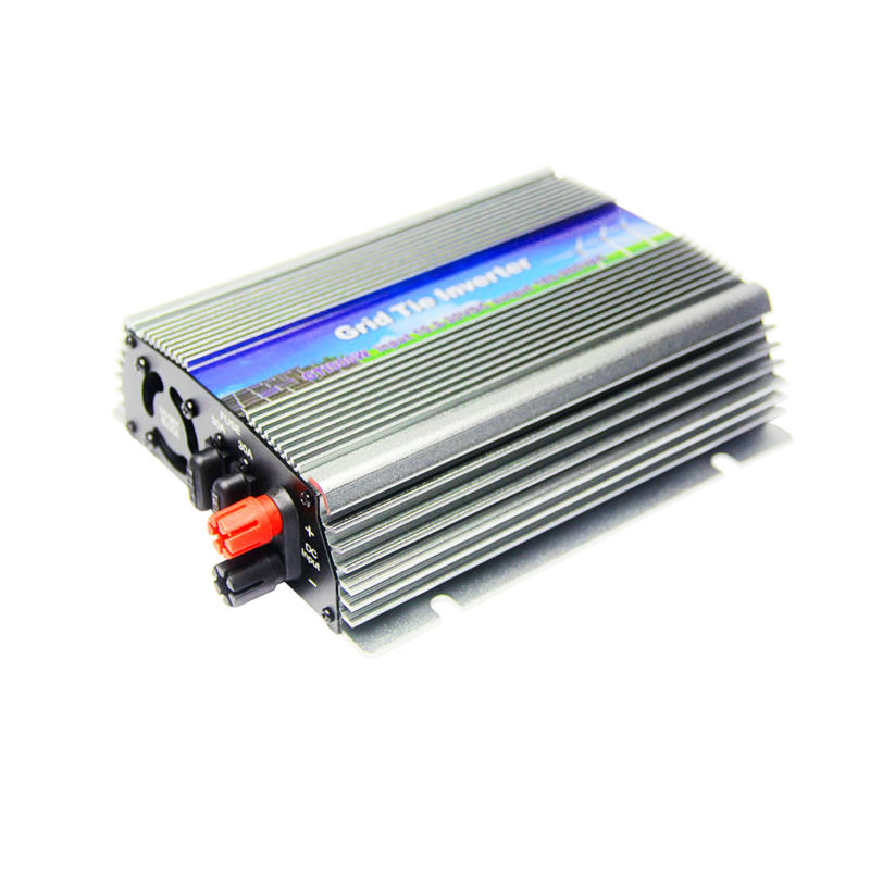 MAYLAR@ 500W Solar Grid Tie Pure Sine Wave Power Inverter DC 10.5-30V to AC 110V 120V 127V 50Hz/60Hz For Home PV Power System maylar maylar 10 5 30vdc 500w pure sine wave solar grid tier inverter output 190 260vac power inverter for home solar system