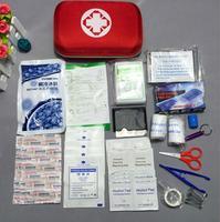 QQB130 EVA Ambulance Kit Outdoor First Aid Kit 18 Pieces Of Emergency Kit Lifebag Medical Kit