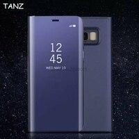 Mirror Case For Samsung Galaxy S8 S8 Plus S6 S7 Edge Note 5 8 J5 J7