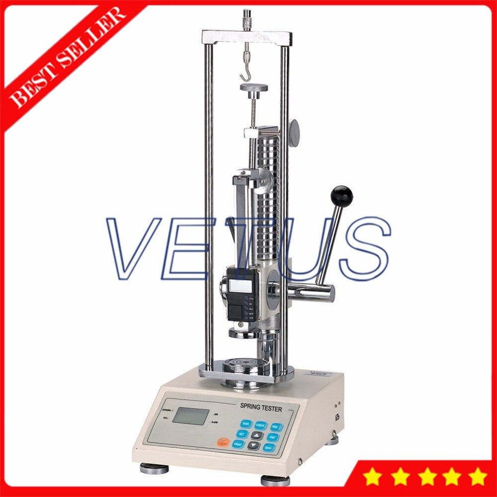 300N/30 kg/65Lb Printemps Extension De Compression Machine D'essai Lood Testeur Compteur De Mesure Équipement sans Imprimante ATH-300