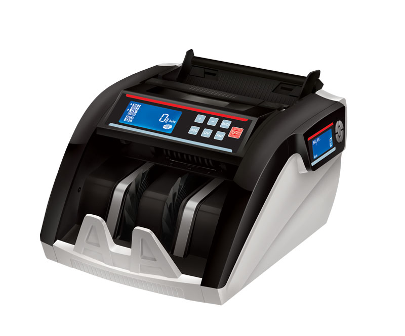 Multi Currency Compatible Bill Counter Cash Money Counting Machine Suitable for EURO US DOLLAR Bill Counters 5800D|Counters| |  - title=